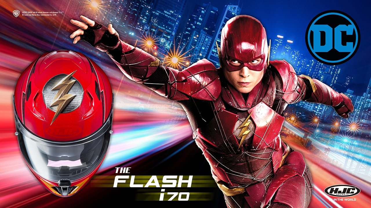 HJH175 | DC COMICS i70 THE FLASH